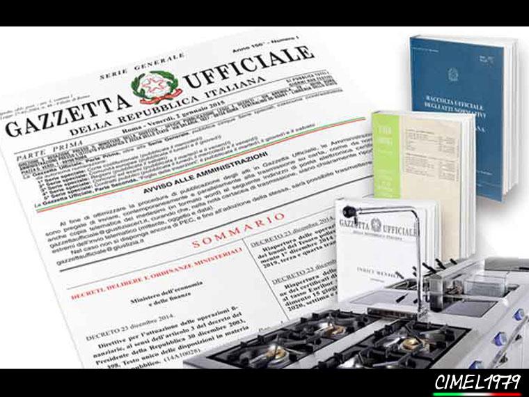 CIMEL 1979 SRLS: requisiti sanitari e strutturali