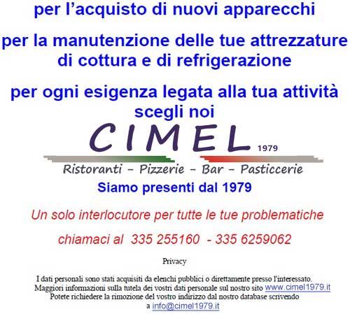 CIMEL 1979 SRLS: presentazione azienda